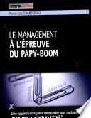 Le management à l'épreuve du Papy-Boom