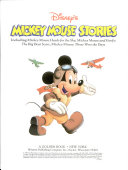 Disney's Mickey Mouse stories
