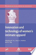 Innovation and Technology of Women s Intimate Apparel