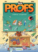 illustration Les Profs - Tome 1 - interro surprise
