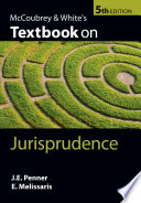 McCoubrey   White s Textbook on Jurisprudence