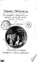 Rudolph von Werdenberg
