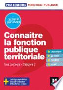 Pass Concours Conna Tre La Fonction Publique Territoriale Cat C Entrainement Et R Vision