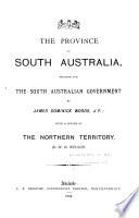 The Province of South Australia Book PDF