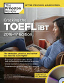 Cracking the TOEFL IBT 2016 2017 with Audio CD