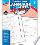 Common Core Language Arts 4 Today  Grade 1