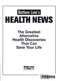 Bottom Line's health news