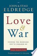 Love and War Book PDF