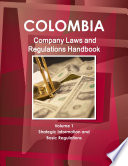 Colombia Company Laws and Regulations Handbook