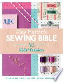 May Martin S Sewing Bible E Short 3 Kids