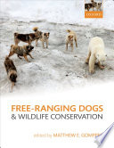 Free Ranging Dogs and Wildlife Conservation