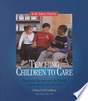 Teaching Children To Care