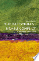 The Palestinian Israeli Conflict  A Very Short Introduction