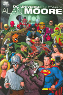 DC Universe The Stories of Alan Moore