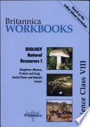 Britannica WORKBOOKS BIOLOGY Natural Resources 1