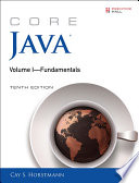 Core Java Volume I Fundamentals