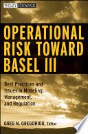 Operational Risk Toward Basel III