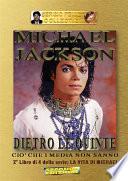 Michael Jackson   Dietro le quinte