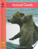Animal Giants Free download PDF and Read online