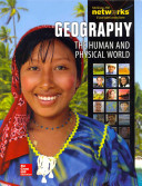 Geography  The Human and Physical World  Student Edition