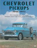 Chevrolet Pickups  1946 1972