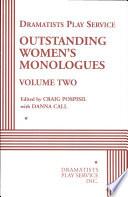 Outstanding Women s Monologues