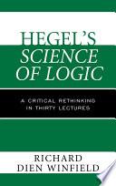 Hegel s Science of Logic