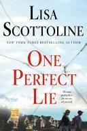 download ebook one perfect lie pdf epub