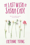 download ebook last wish of sasha cade, the pdf epub