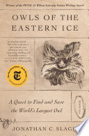 Book Owls of the Eastern Ice