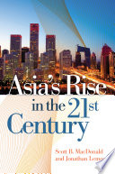 Asia s Rise in the 21st Century