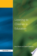 Listening to Children in Educ