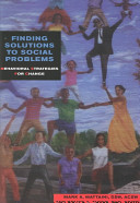 Finding Solutions to Social Problems