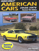 Standard Catalog of American Cars  1946 1975