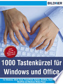 1000 Tastenk  rzel f  r Windows und Office