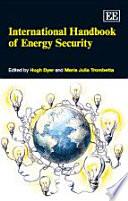 International Handbook of Energy Security