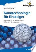 Nanotechnologie f  1   4r Einsteiger