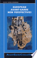 Ebook European Avant-garde Epub Dietrich Scheunemann,American Comparative Literature Association Apps Read Mobile
