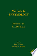 MicroRNA Methods
