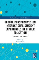 Global Perspectives on International Student Experiences in Higher Education