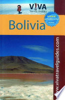 V VA Travel Guides Bolivia