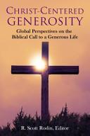 Christ Centered Generosity