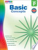 Basic Concepts  Grade PK