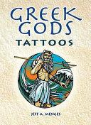 Greek Gods Tattoos