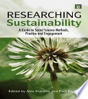 Researching Sustainability