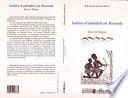 Soirées D'autrefois Avec Les Batwa Du Rwanda : Routi Et Migogo par Edouard Gasarabwe