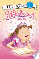 Pinkalicious Story Time book