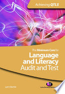 The Minimum Core for Language and Literacy  Audit and Test