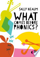What comes before phonics