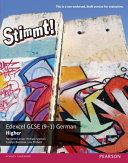 Stimmt  Edexcel GCSE German Higher Student Book   Evaluation Copy Copy